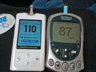 OneTouch Verio IQ vs OneTouch UltraSmart