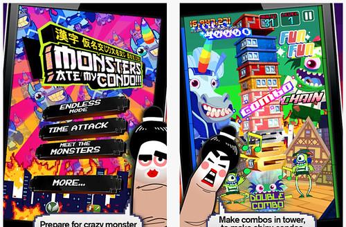Monsters Ate My Condo un galardonado juego de puzzles y accion - Image