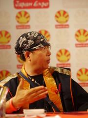 Japan Expo 13 - Toshio Maeda - 2012-0705- P1400808