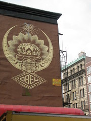 Obey on Bowery by edenpictures, on Flickr