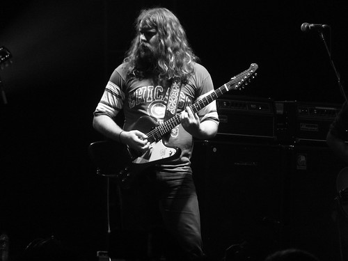 The Sheepdogs at Ottawa Bluesfest