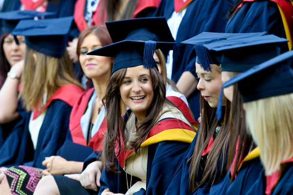 Liverpool Hope Graduations Thursday 12.7.12 am