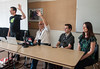 Tantek �elik, Evan Prodromou, Aaron Parecki and Erin Jo Richey present
