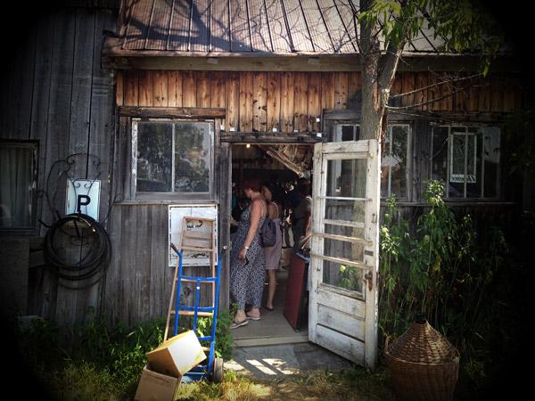 Flea market :: Marché aux puces