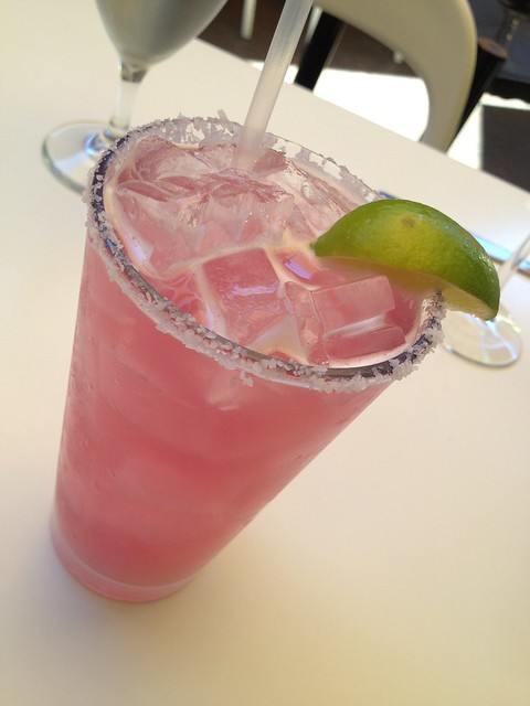 Cactus pear margarita - Jake's