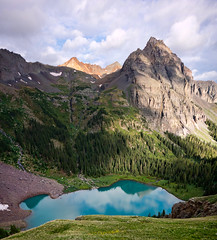 mountain, reservoir, valley, nature, mountain range, lake, hill, highland, ridge, tarn, reflection, fell, meadow, landscape, crater lake, wilderness, mountainous landforms,