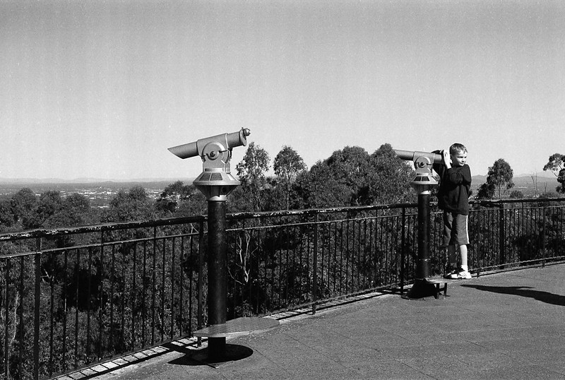 Mt Coot-tha Lookout, Brisbane