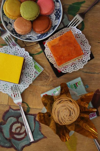 Eté Cafe - Cakes