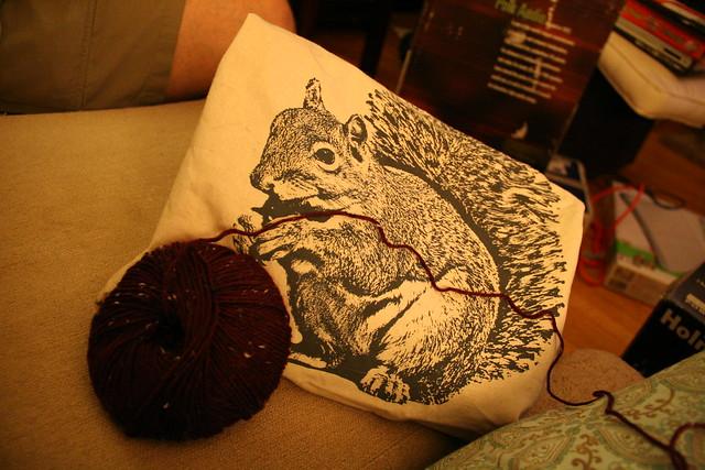 found the yarn!