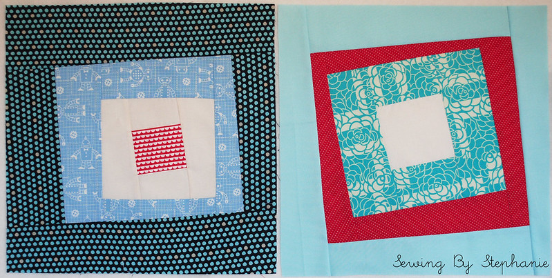 July Believe at Do. Good Stitches Block