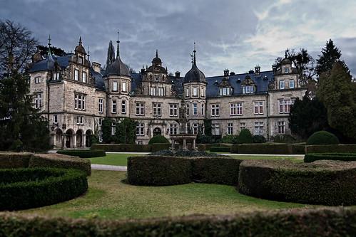 Staatsarchiv, Schloss Bückeburg