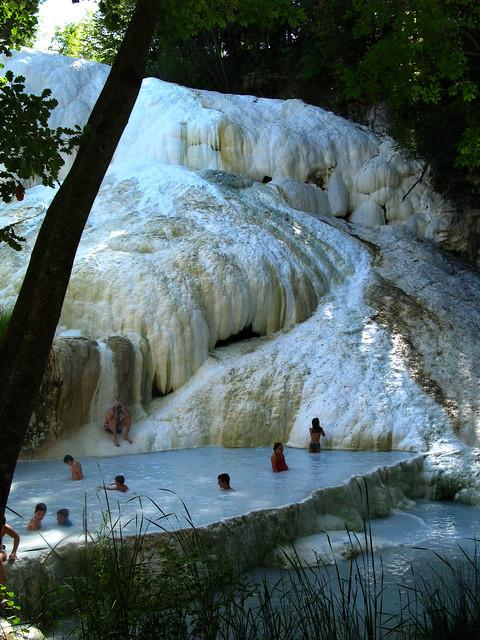 Bagni san filippo flickr photo sharing - Terme di bagni san filippo ...