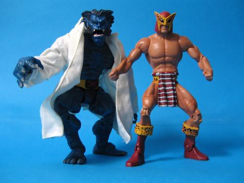 B'wana Beast and Beast