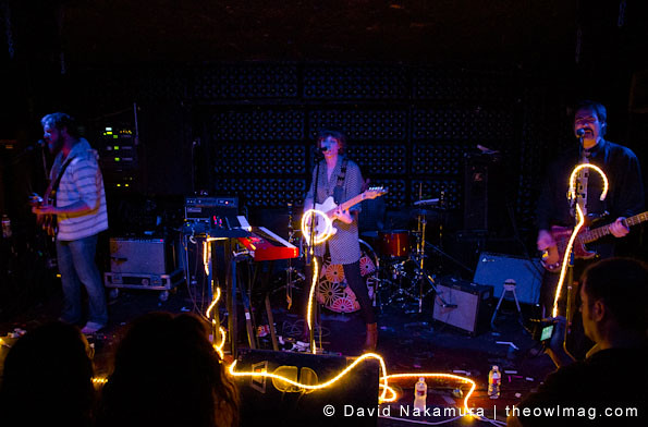 Maren Parusel @ The Casbah, San Diego 7/25/12