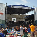 Newport Folk Fest 2012: The Scene