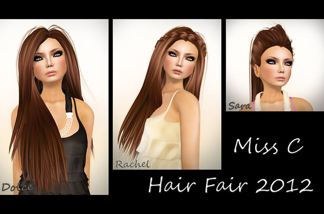 Miss C - Dolce, Rachel and Sara & :F: Alecia . Tan