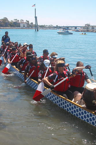 World Cup Dragon Boat Tournament and Festival 2012 July 28 VIP Division Race