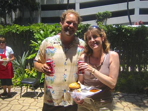Scott and Wendy