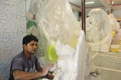 Ganesha Workshops Bandra Shot By Marziya Shakir 4 Year Old Canon 60 D by firoze shakir photographerno1