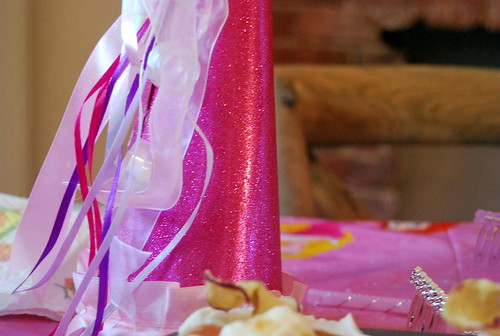 Funfetti Cupcakes - princess party-001