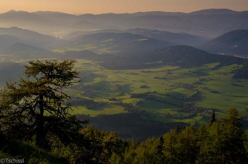 austria österreich location berge landschaft steiermark gai leobenumgebung