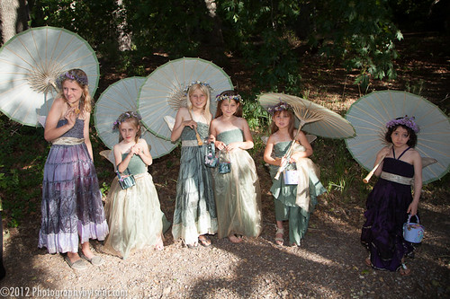 My flower fairies.