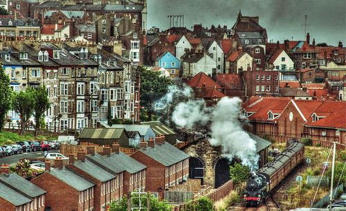 Whitby Steam