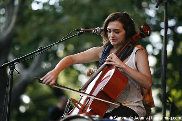 The Lumineers @ Central Park Summerstage, NY 8/6/12