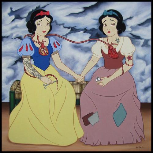 Rodolfo Loaiza, Reencuentro - The Two Snow Whites