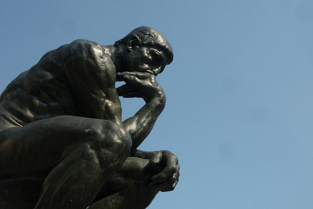 Detroit Institute of Arts - Thinker (2)
