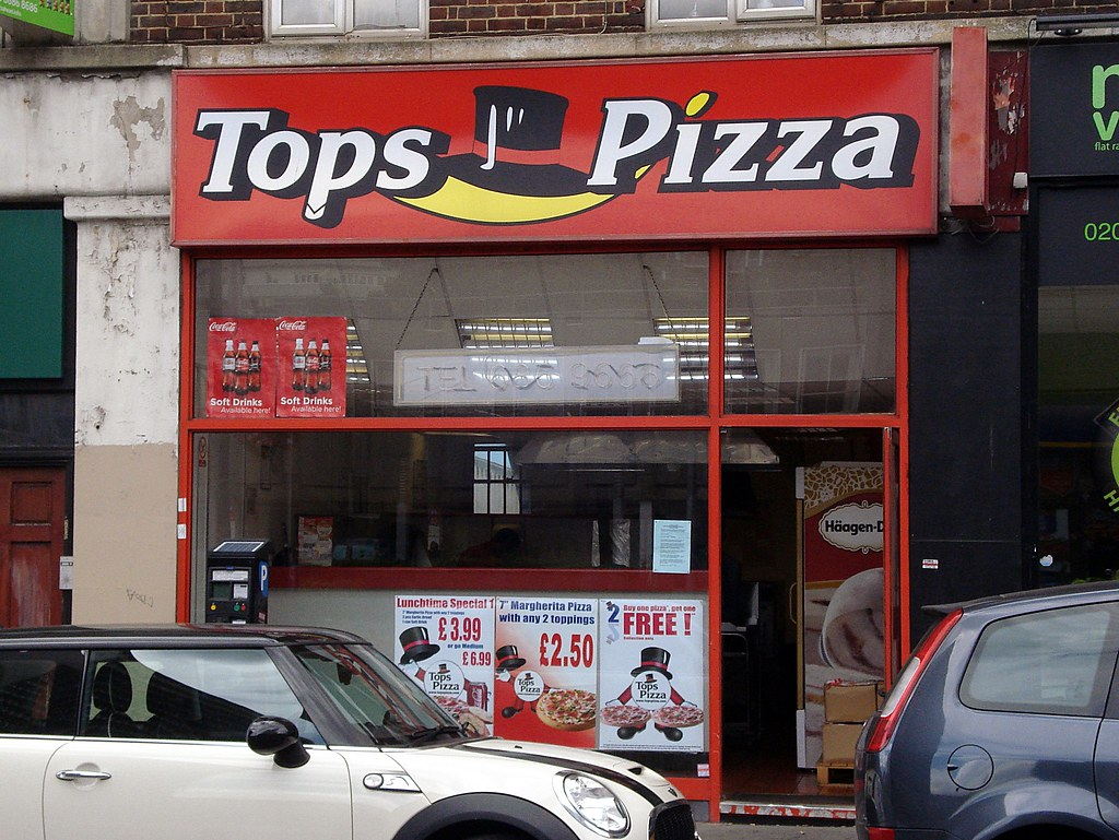 All Sizes Tops Pizza Croydon London Cr0 Flickr Photo