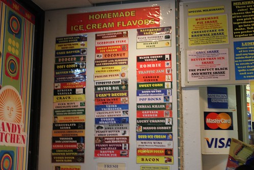 Homemade Ice Cream Flavors