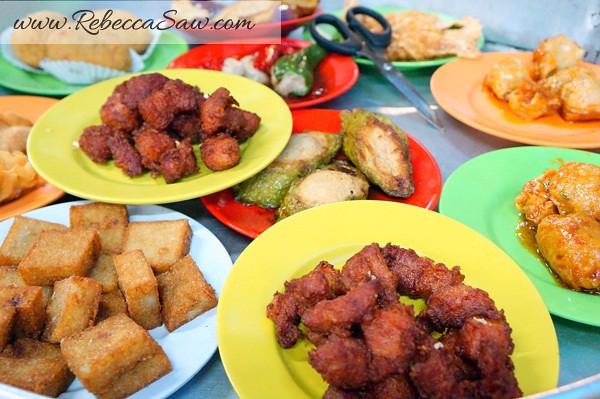 dim sum - jalan jinjang indah - near market-008