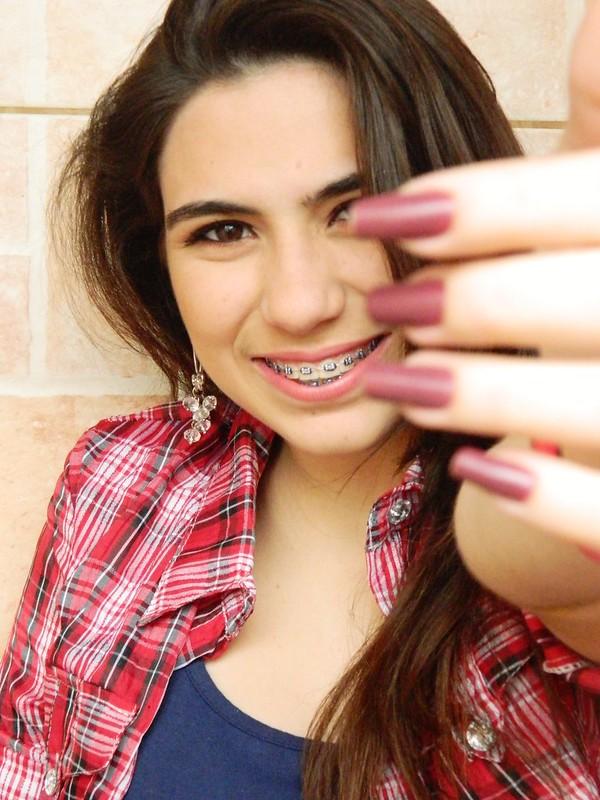 juliana leite maquiagem inspirada na joaninha delineado duplo diferente ladybug make up5