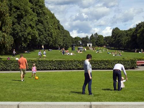 451 Parque Vigeland 21 de julio - Oslo