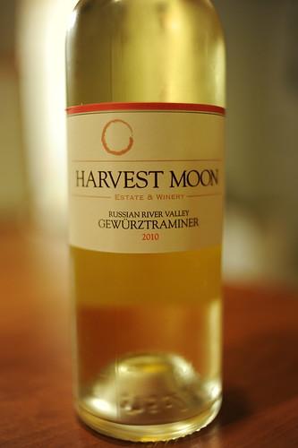 harvest moon + Strawberry