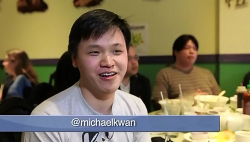 Michael Kwan in Generation Social