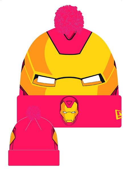 Esquente sua cabeça com Super-Heróis - Eu Quero iron man