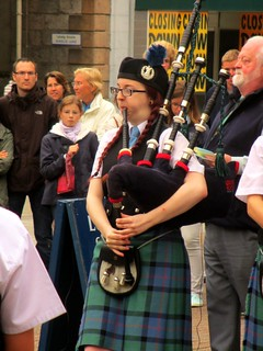 Lochaber Schools' Pipe Band