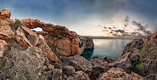 Image of Stone Arch. cyprus ruduo hollydays stonearch atostogos kelionės kipras roadtoagioianargiroi