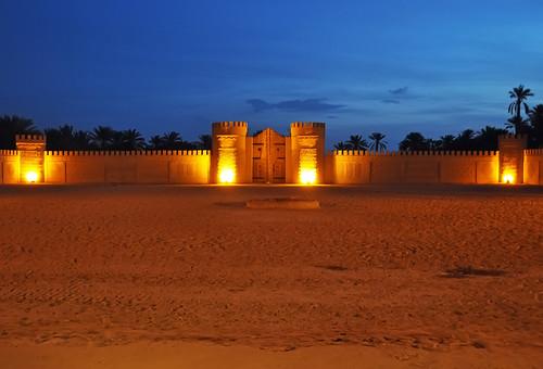 Tunisia-4102 - Walls and Area