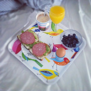 breakfast (instagram)