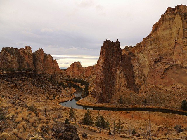 smith rock state park - photo #7