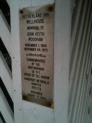 Netherland Inn Wellhouse