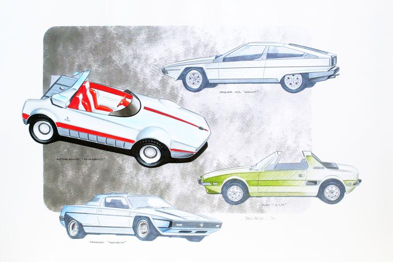 AutomotiveDesignClub International - Marcello Gandini the ...