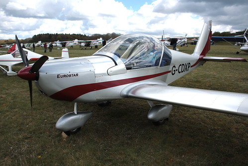 G-CDXP EV-97 Eurostar [PFA 315-14530] Popham