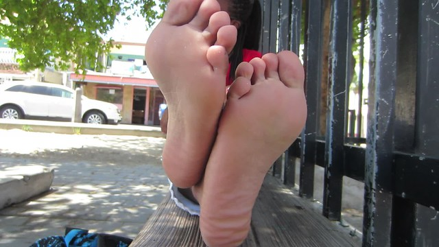 Sexy soles caribbean size 8