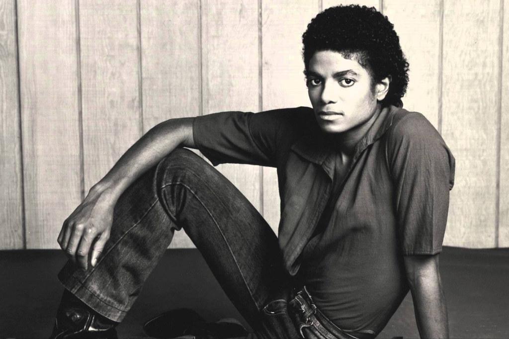 Причёска молодого Майкла Джексона