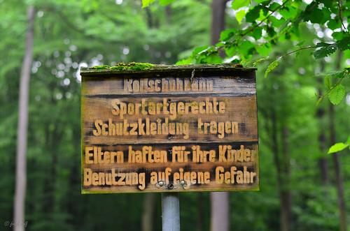 Rollschuhbahn Tannenwald