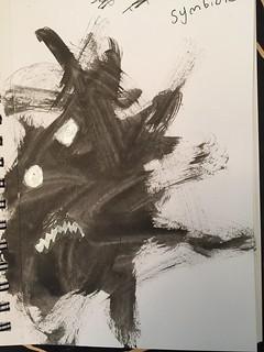 Ink Blot Art OA